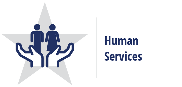 Human Services Career Cluster icon