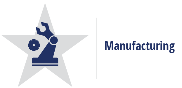 Manufacturing Career Cluster icon
