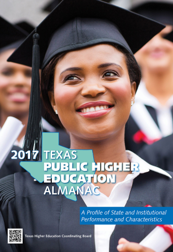 THECB 2017 Almanac cover page image